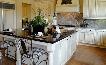 Get the kitchen of your dreams when you hire the right general contractor.