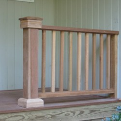 We'll handle every aspect of your deck building from large to small.