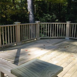 Hire the deck builder who can work with your space.