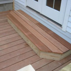 When you hire a deck contractor, you're going to get the deck you want. Call VIP today!