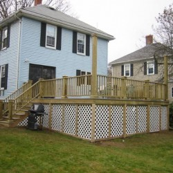 Whether you need a small deck or something that can accommodate large parties, VIP Home Remodeling will be your deck contractor.