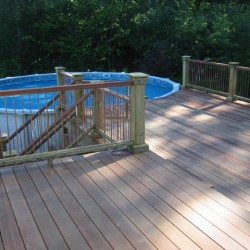 A deck builder can make you love your backyard again!