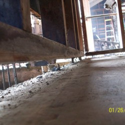 House leveling is tricky business. Call the foundation repair contractors who can help.