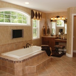 Feel your best when you enjoy your new bathroom remodel from VIP.