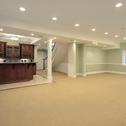 When you decide on that basement finishing, you can double the space in your home!