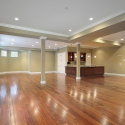 Enjoy your bright, spacious basement when you hire VIP as your basement contractors.