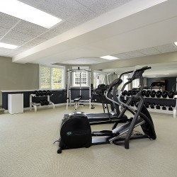Get that exercise room you've always wanted with Boston's basement remodeling experts.