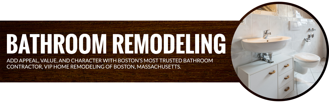 Whether you need a small bathroom remodel or a completely renovated master bath, we're the general contractor you're looking for.
