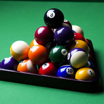 Let us take care of your pool table assembly!
