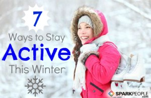 7 Smart Ways to Stay Active This Winter