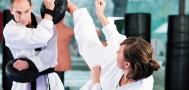 Take martial arts classes right here near Westerville!