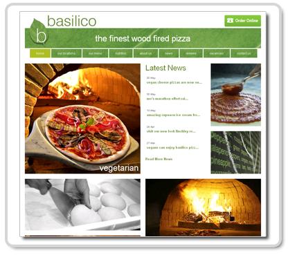 BasilicoPizza