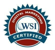 WSI Digital Marketing Certified