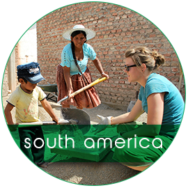 Volunteer Programs In South America