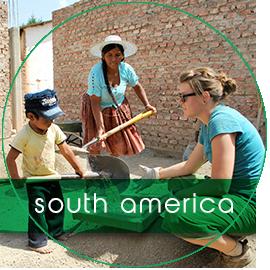 Volunteer Programs In South America