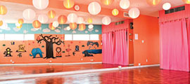 venue for childrens birthday party